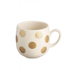 Golden Spotted Mug Sandstone 400ml