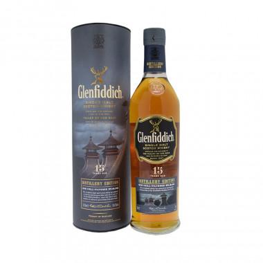 Glenfiddich 15 ans 70cl 51° Distillery Edition
