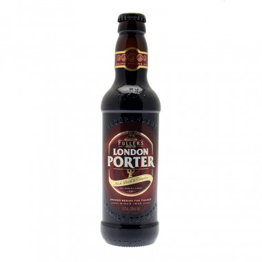 London Porter Fuller's 33cl 5.4°