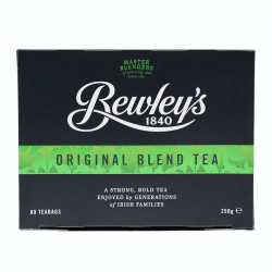 Bewley's Tea Original Blend 80 Teabags 250g