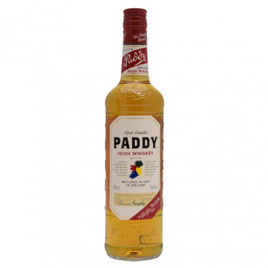 Paddy 70 cl 40°