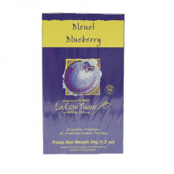 Blueberry Herbal Tea 20 Bags