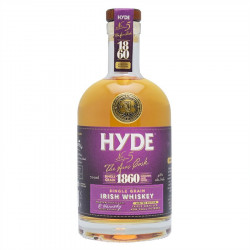 Hyde N°5 Single Grain Finition Bourgogne 70cl 46°