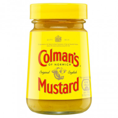 Colman's Mustard 170gr