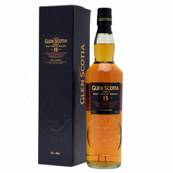 Glen Scotia 15 Years Old 70cl 46°