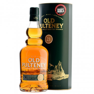 Old Pulteney 21 Ans 70cl 46°