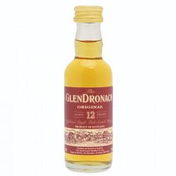Mignonnette Glendronach 12 ans Original 5cl 43°