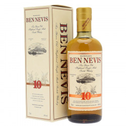 Ben Nevis 10 Years Old 70cl 46°