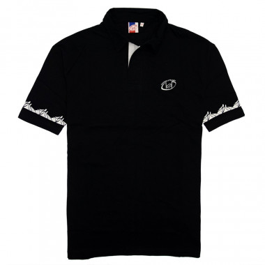 Polo Noir Nations of Rugby