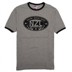 Nations of Rugby Grey Short Sleeve T-Shirt