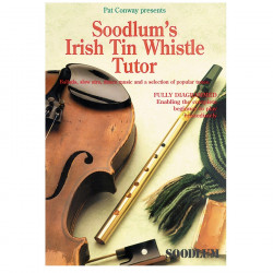 Tin Whistle Méthode Volume 1