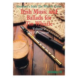 Tin Whistle Méthode Volume 2