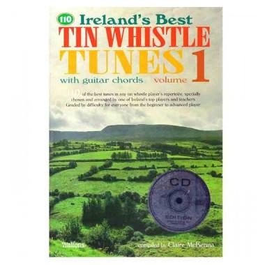CD 110 Titres Traditionnels de Flûte Irlandaise