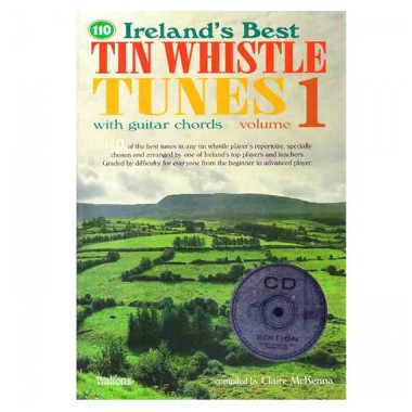 110 Traditional Irish Tin Whistle Tunes