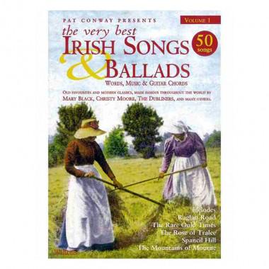 Irish Songs & Ballads Volume 1