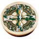 Bodhrán Grand Modèle Celtic Cross