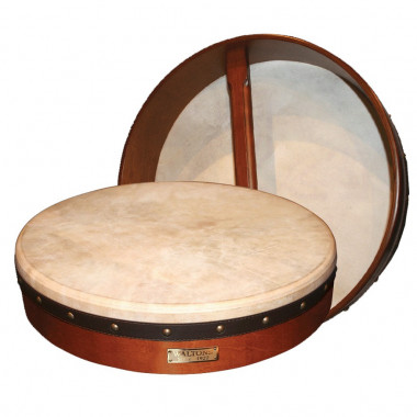 Large Brown Bodhrán Pack