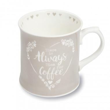 Mug Gris Tankard Coffee Food For Thought 380ml