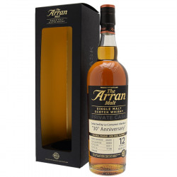 Arran Malt 2004 Sherry Cask 12 ans 70cl 52.8°