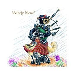 Windy Blow Coaster