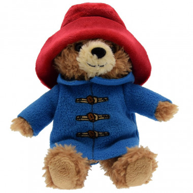 Small Paddington Bear 19 cm