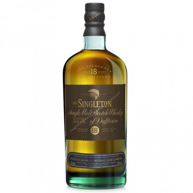 Singleton Of Dufftown 18 Years Old 70cl 40°