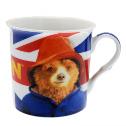 Paddington Bear Union Jack Mug