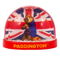 Paddington Bear Snowglobe