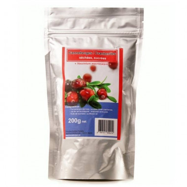 Dried Cranberries 200g
