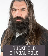 Ruckfield Chabal Black Polo