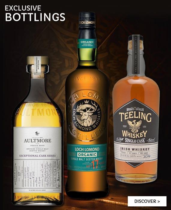 All exclusive bottlings