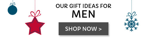 Men's fashion: our gift ideas