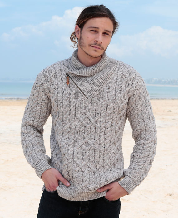 Collection Aran Homme