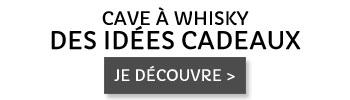 Cave à whisky : nouveautés et idées cadeaux