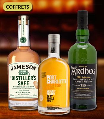 Whisky : nouveautés et idées cadeaux