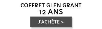 Coffret Glen Grant 12 ans