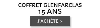 Coffret Glenfarclas 15 ans