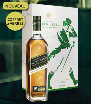 Green Label 15 ans