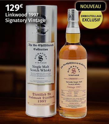 Linkwood 1997 Signatory Vintage