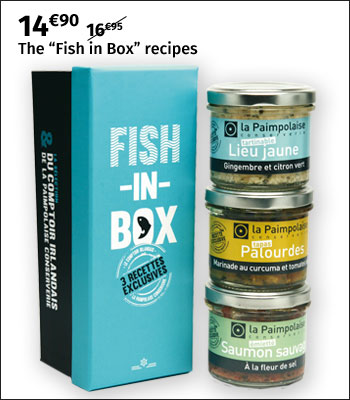La Paimpolaise Fish in Box Recipes