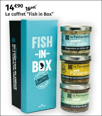 Coffret Fish in Box La Paimpolaise