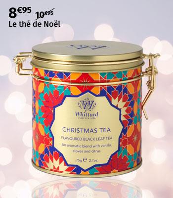 Thé de Noël Whittard