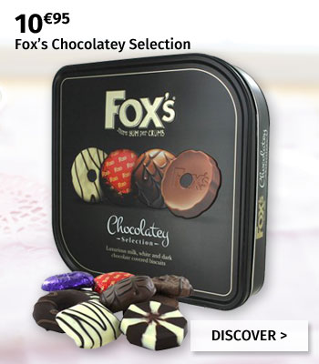 Fox's Chocolatey Selection