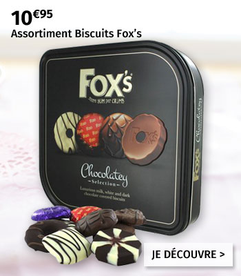 Assortiment Biscuits Fox's