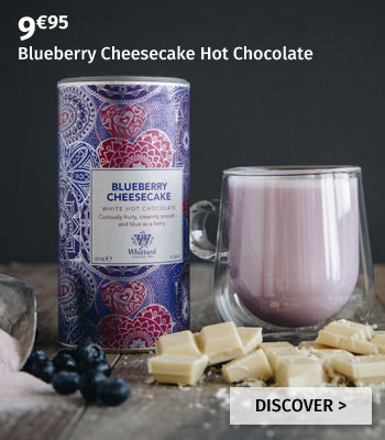 Whittard Blueberry-Cheesecake Hot Chocolate