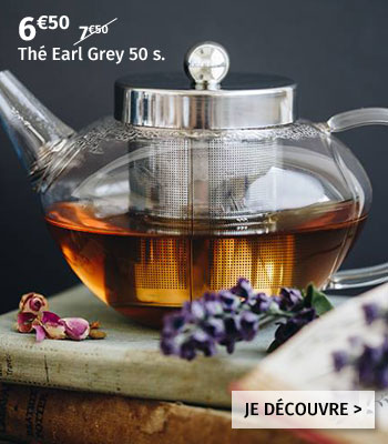 Thé Whittard Earl Grey