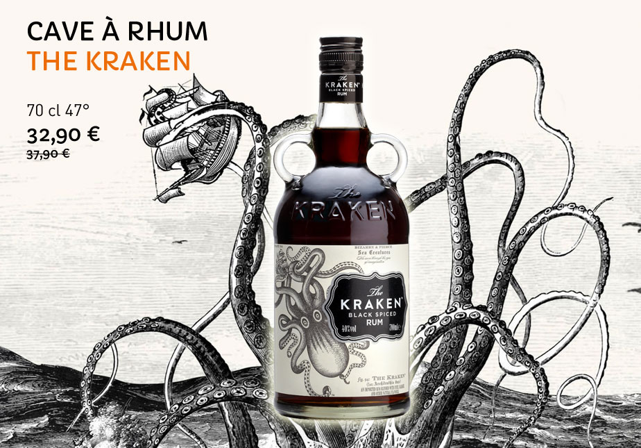 Rhum The Kraken