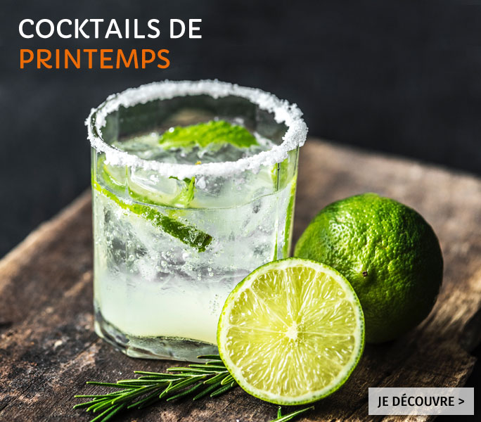 Cocktails de Printemps