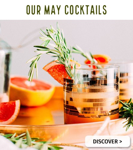 Our may cocktails