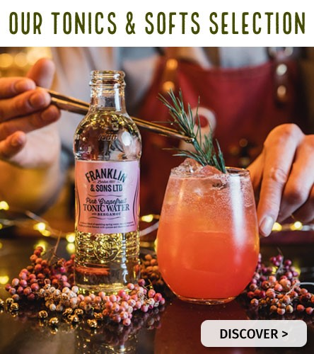 Our tonics & softs selection